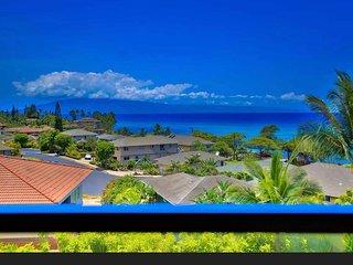 NEW LISTING, EXTREME VALUE! Ocean View Kahana Villa E614