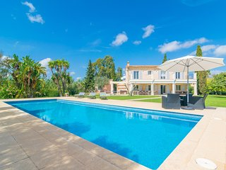 FINCA CANYAMEL BEACH & GOLF - Villa for 10 people in Capdepera