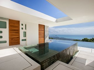 Seaview Villa Zest at Lime Samui