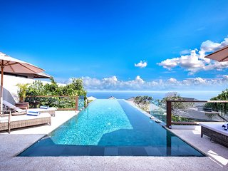 VILLA DEWI LANJAR CLIFF FRONT ESTATE, 4 BEDROOM LUXURY VILLAS