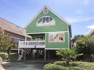 Airy 3BR Beach Home w/ Spacious Yard, Patio & Shared Pool