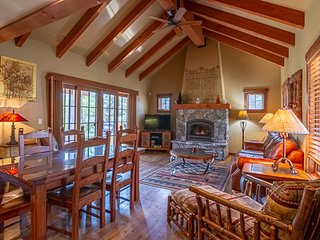 The Hot Toddy | Tamarack Resort | Sleeps 4