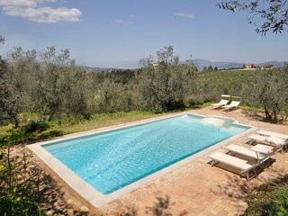 Antella Villa Sleeps 14 with Pool Air Con and WiFi - 5218270