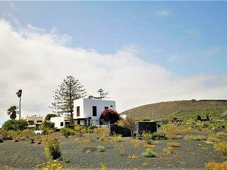 Casa de Campo Tisalaya en el Volcan
