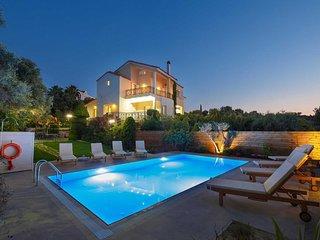 Simore 5BR Villa, Kastellakia Rethymno