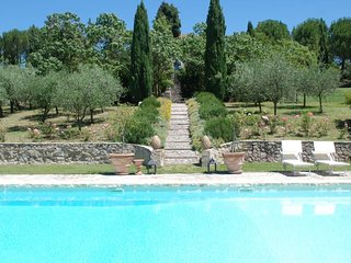 6 bedroom Villa in Dunarobba, Umbria, Italy : ref 5218385