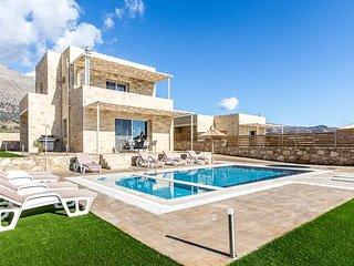 White Stone Seaview Villa, Triopetra Rethymno