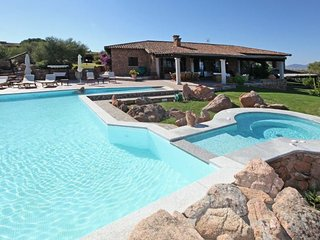 6 bedroom Villa in Olbia, Sardinia, Italy : ref 5218451