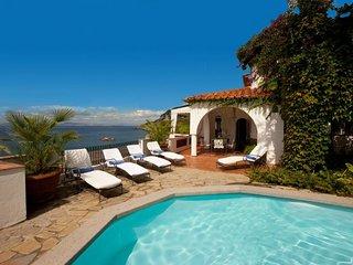 6 bedroom Villa in San Montano, Campania, Italy : ref 5218101