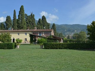 4 bedroom Villa in Segromigno in Piano, Tuscany, Italy : ref 5218476