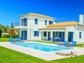 2 bedroom Villa in Kaligata, Ionian Islands, Greece : ref 5669619
