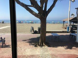 Luxury first line beach villa