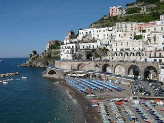 2 bedroom Apartment in Atrani, Campania, Italy : ref 5218304