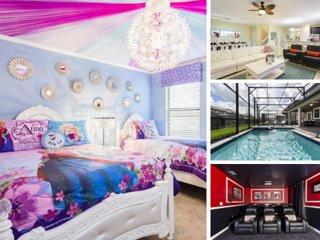 CG025 - 8 Bedroom Villa on Championsgate
