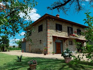 3 bedroom Apartment in Podere Viti, Tuscany, Italy : ref 5674928
