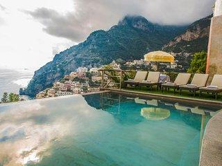 8 bedroom Villa in Positano, Campania, Italy : ref 5218477
