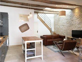 Charming Luxury Cottage in Meursault, Burgundy Wine Village