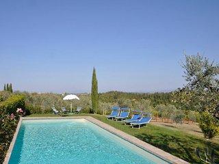 Calzaiolo Villa Sleeps 18 with Pool Air Con and WiFi - 5218425
