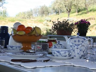 Lucca Villa Sleeps 12 with Pool Air Con and WiFi - 5218461