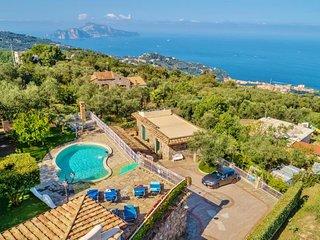 6 bedroom Villa in Conca Verde, Campania, Italy : ref 5673906