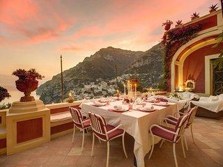 5 bedroom Villa in Positano, Campania, Italy : ref 5218473