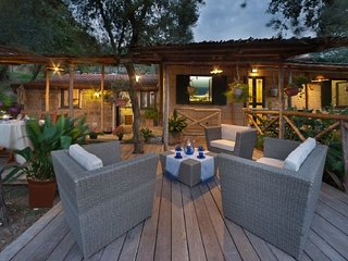Piano di Sorrento Villa Sleeps 4 with Pool Air Con and WiFi - 5218556
