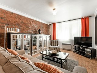 Unique Apartment in The Heart of Le Plateau'''
