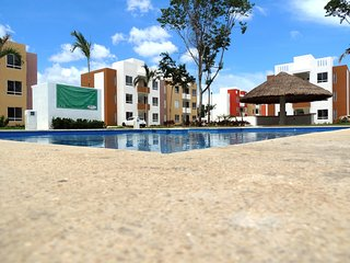 Apartamento en Vista Real II Cancún