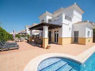 MurciaVacations - Villa with 3 bedrooms and  private swimming pool  - La Torre G