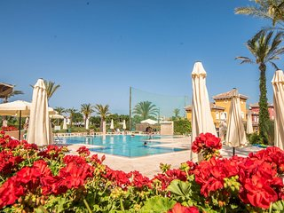 Three bedroom villa on the Mar Menor Golf Resort. Murcia Vacations