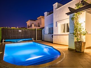 MurciaVacations  - Stunning 2 Bedroom Villa with pool La Torre Golf Resort RA6LT