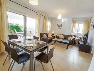 MurciaVacations - Ground Floor Apartment with 2 bedrooms  - La Torre Golf Resort