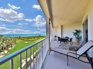 NEW LISTING! Oceanfront condo with two shared pools, shared hot tub, tennis!