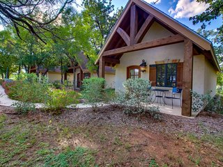 Four upscale cottages on the same property as Messina Hof tasting room!