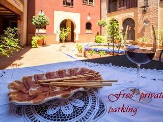 Parking incluido - Apartamento San Juan de los Reyes DELUXE