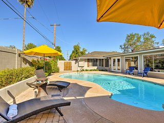 Phoenix House w/Pool & Grill-8 Miles to Downtown!