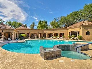NEW! Scottsdale Condo - 2 Pools Near Golfing/Shops