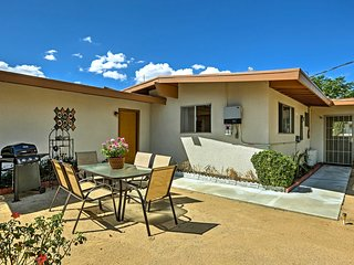 NEW! Charming Home - Walk to Downtown Joshua Tree!