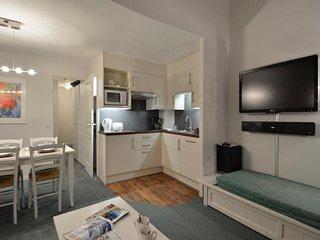 Appartement recemment renove compose de 3 pieces pour 7 personnes de 45 m2 au pi