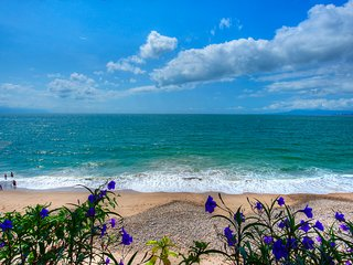 Oceanfront with Amazing Beach and Ocean Views 5 De Diciembre area in PV!