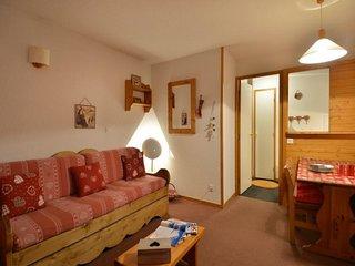 Appartement 2 pieces au pied des pistes pour 5 personnes de 32 m2
