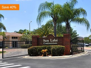 ☀Go to the Sunny Side of Sun Lake Resort| Private Oasis w/ Remarkable Location☀