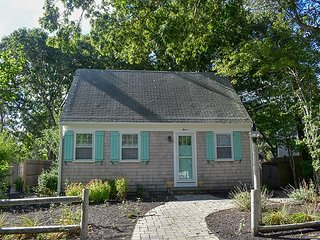 Newly renovated, bright and cheerful, two story Cape just 2/10 miles to beach