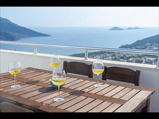 Holiday Villa Kalkan, Villa Sienna kiziltas Discounts available early bird