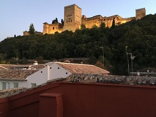 Penthouse Vistas del Alhambra, en Reyes Católicos