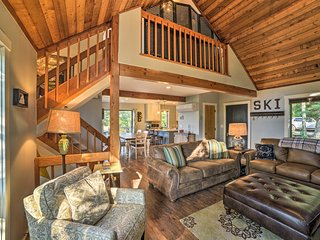 NEW! Updated Wintergreen Resort Home w/Mtn. Views!