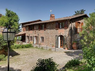 Podere Margherita Rental at Greve in Chianti