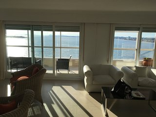 Panoramic view Penthouse in Punta del Este