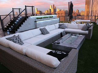 C Lounge - EXCLUSIVE condo w/massive deck+private pool. Best panoramic views!!!