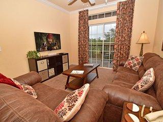 1370TL-5301. Beautiful 3 Bedroom 2 Bath Ground Floor Condo In Tuscana Resort